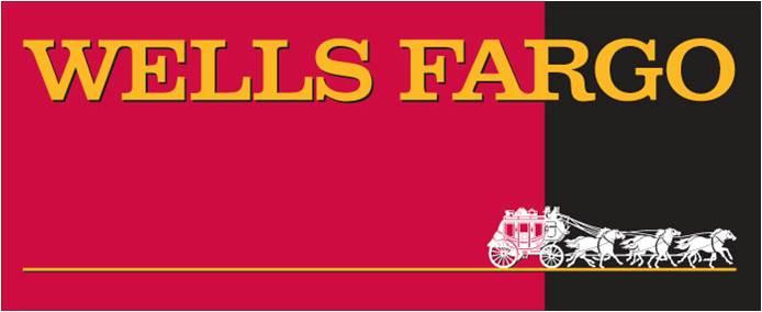 Image result for Wells Fargo Bank logo