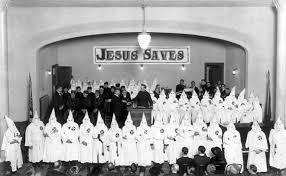 Christian racism 1